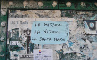 La Mission La Vision La Santa Maria